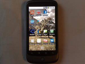 Lenovo a750 dual sim telefon